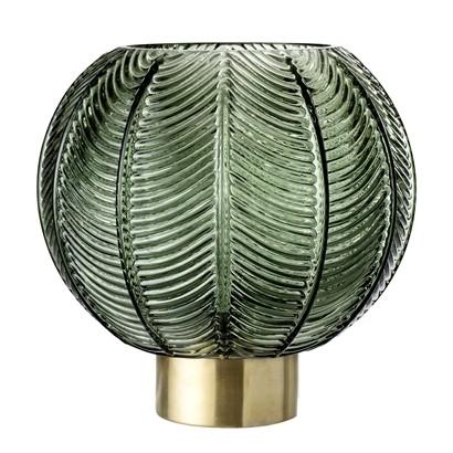 Vase Green, Glas