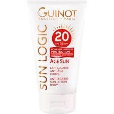 Age Sun LSF 20 Körpermilch