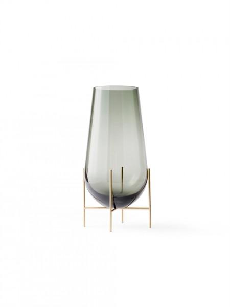 Mundgeblasene Design-Vase Èchasse