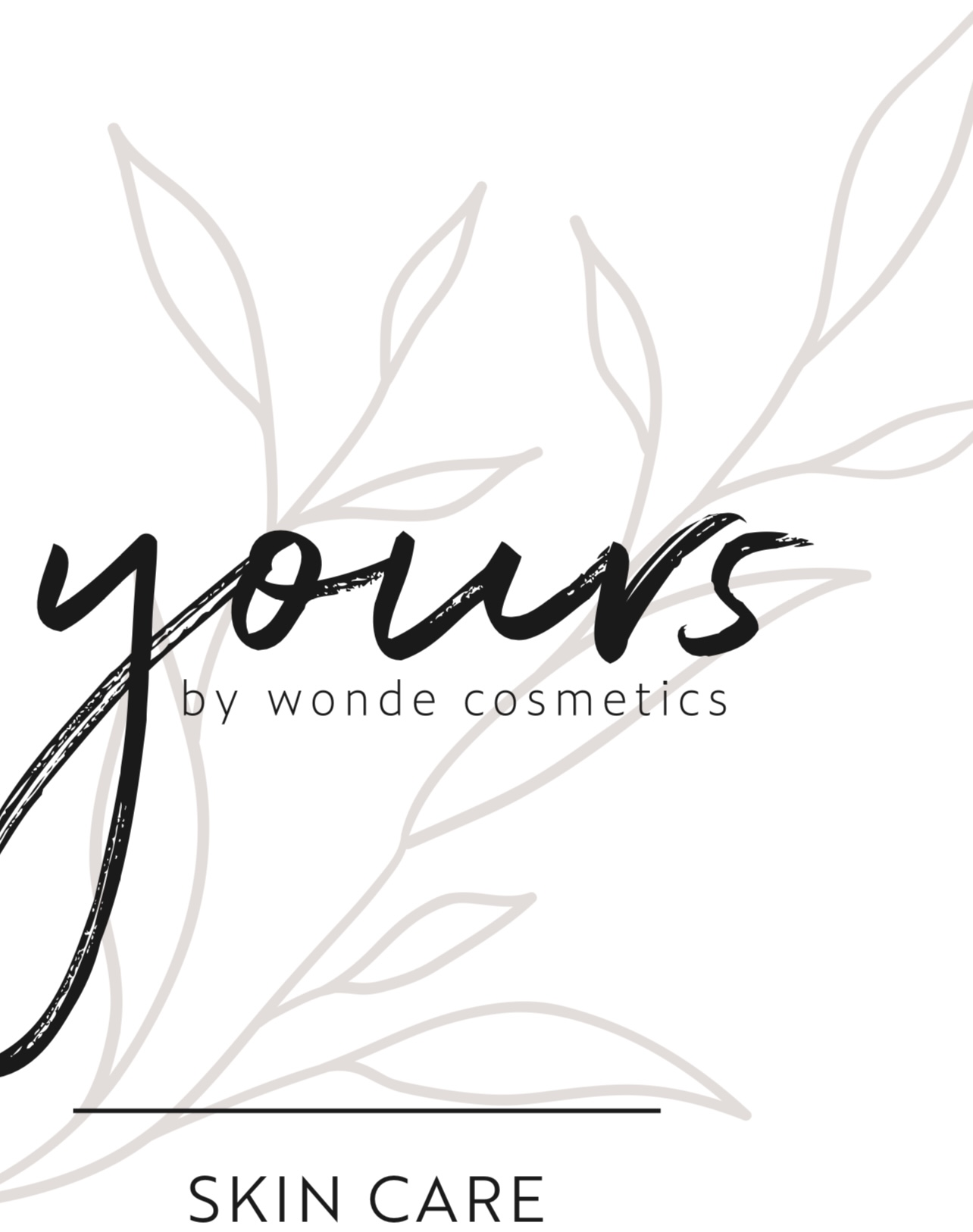 Yours by wonde cosmetics